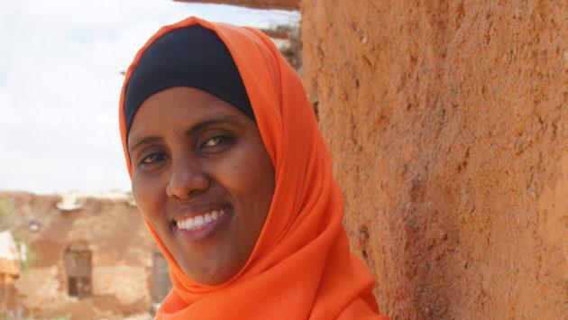 Rahma Aideed työskentelee Solidaarisuuden kumppanijärjestön tasa-arvovastaavana.
