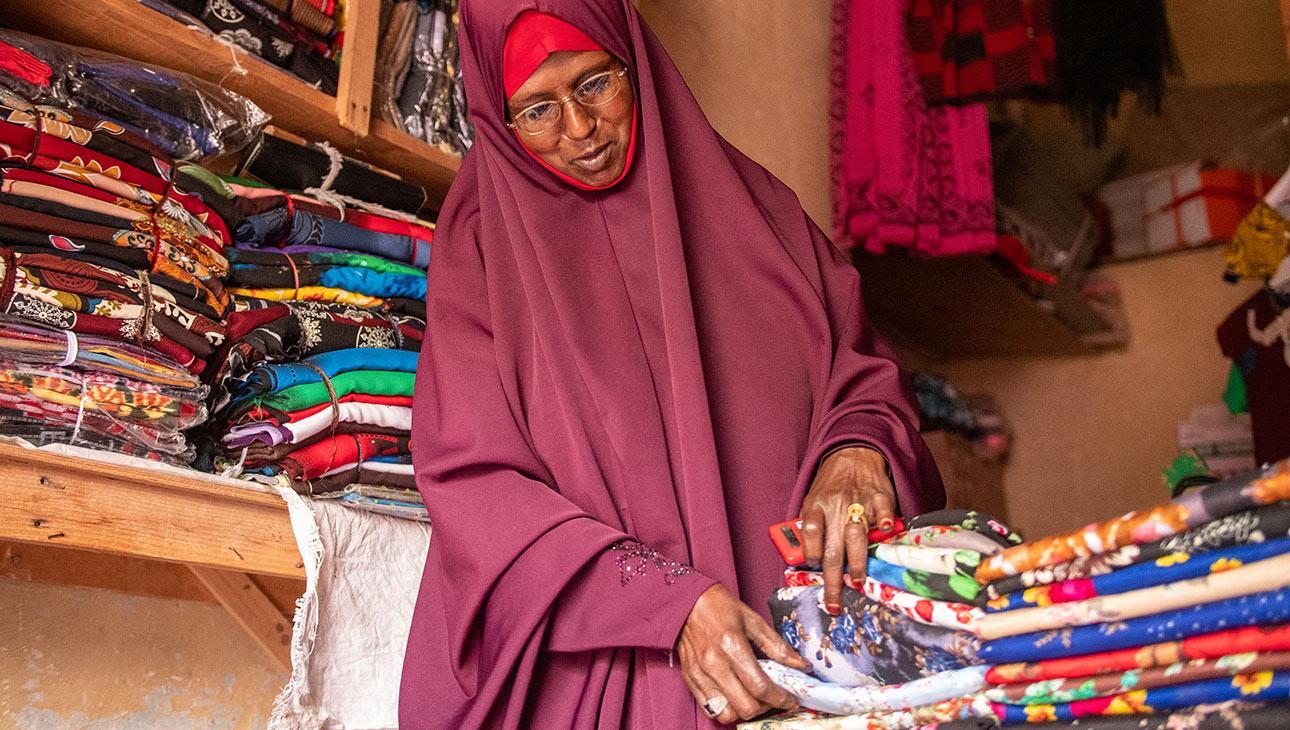 Somalimaalainen Amina