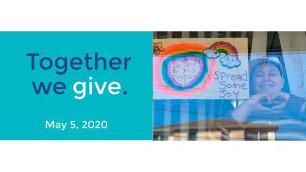Solidaarisuus on mukana Giving Tuesday Now -kampanjassa, jota vietetään 5.5.2020
