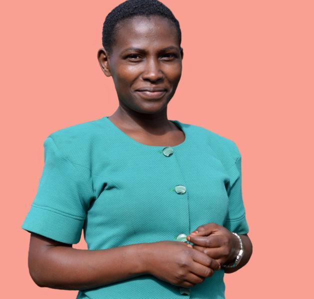 Mary Momanyi lähikuvassa