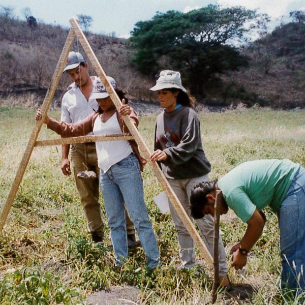 Solidaarisuuden kehitysyhteistyö Nicaraguassa alkoi vuonna 1982.