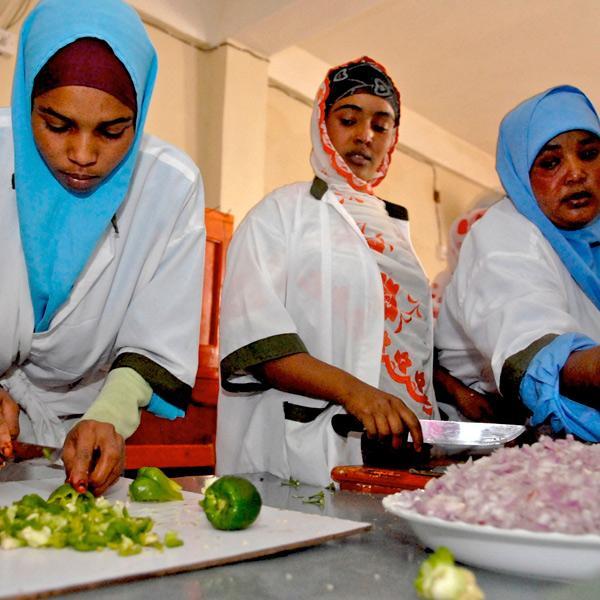 Solidaarisuuden työ Somalimaassa alkoi vuonna 2000.