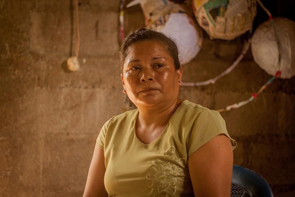 Nicaragualainen Aura Florian oppi Solidaarisuuden Koulutuksessa opin, että naisella on arvoa.