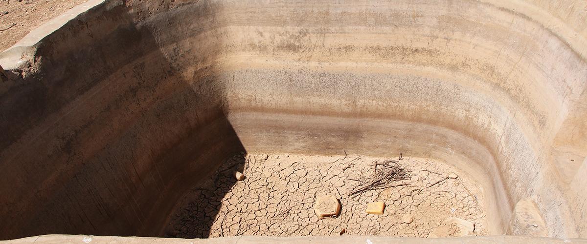 Ilmastonmuutoksen pahentama kuivuus tuntuu erityisen ankarasti Somalimaan maaseudulla.