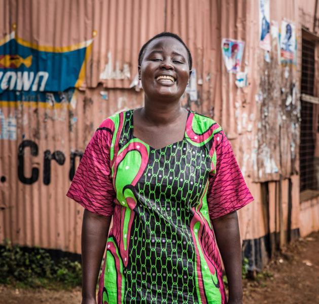 Stella Achoki, CECOME-järjestön toiminnanjohtaja