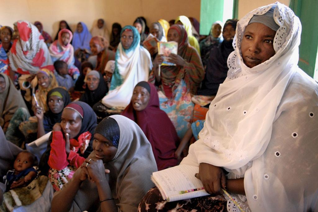 Naisten koulutus Somalimaassa_Jenni Gästgivar