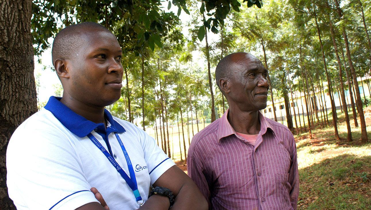 Isoisä Simeon uskoo ratkaisun silpomisen lopettamiseen löytyvän nuorisosta_kuva Siru-Aura