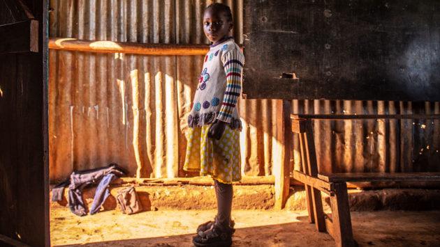 Silpominen koskettaa Kenian Kisiissä noin 95 % tyttöä. Kuva: Nyasha Kadandara