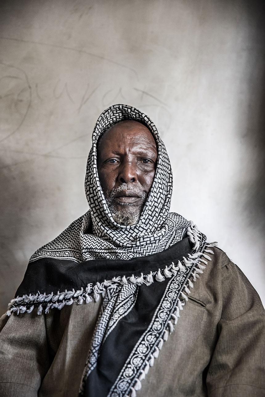 Uskonnollinen johtaja Somalimaasta vastustaa silpomista.