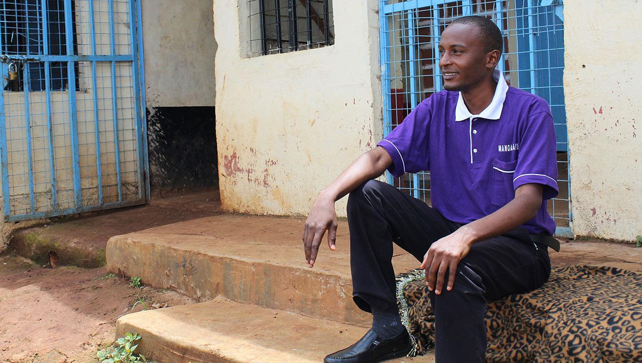 Jacob Magero Obadiahia