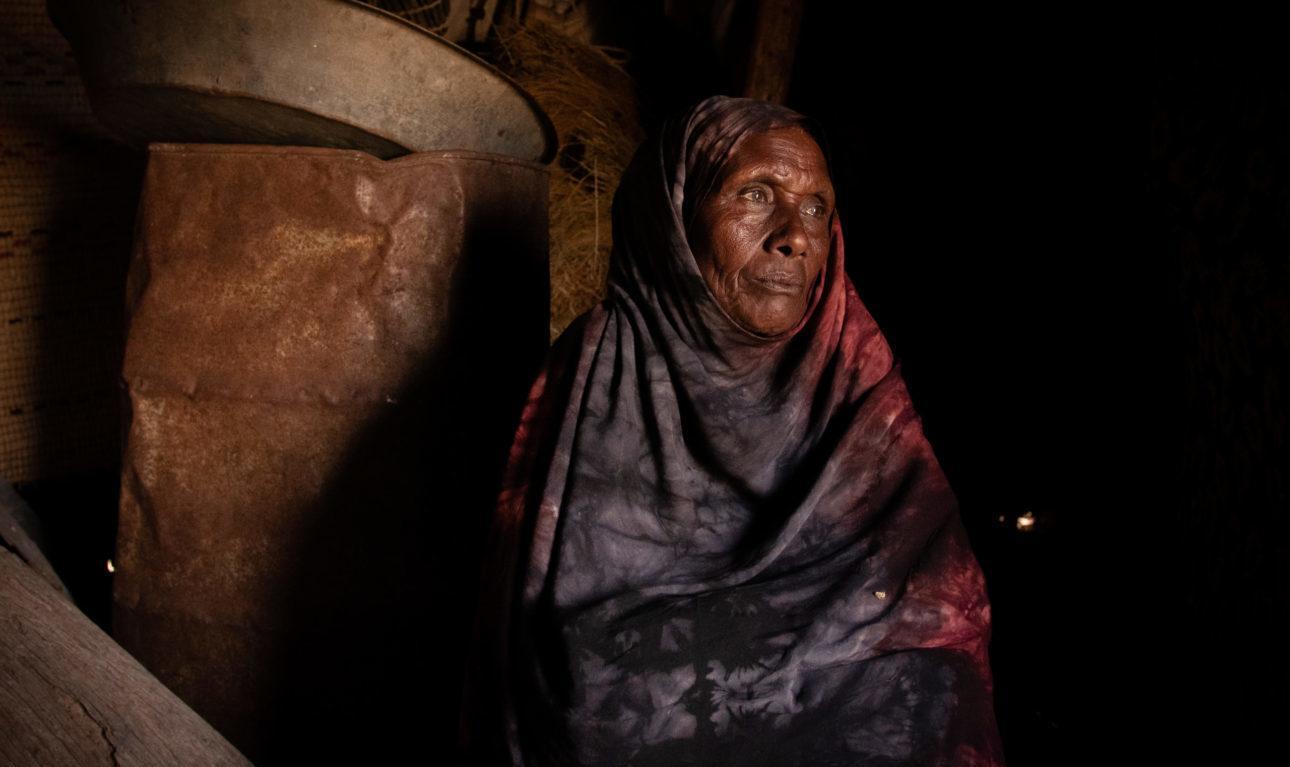 Shamis Omar Somalimaasta ei silvo tytärtään.