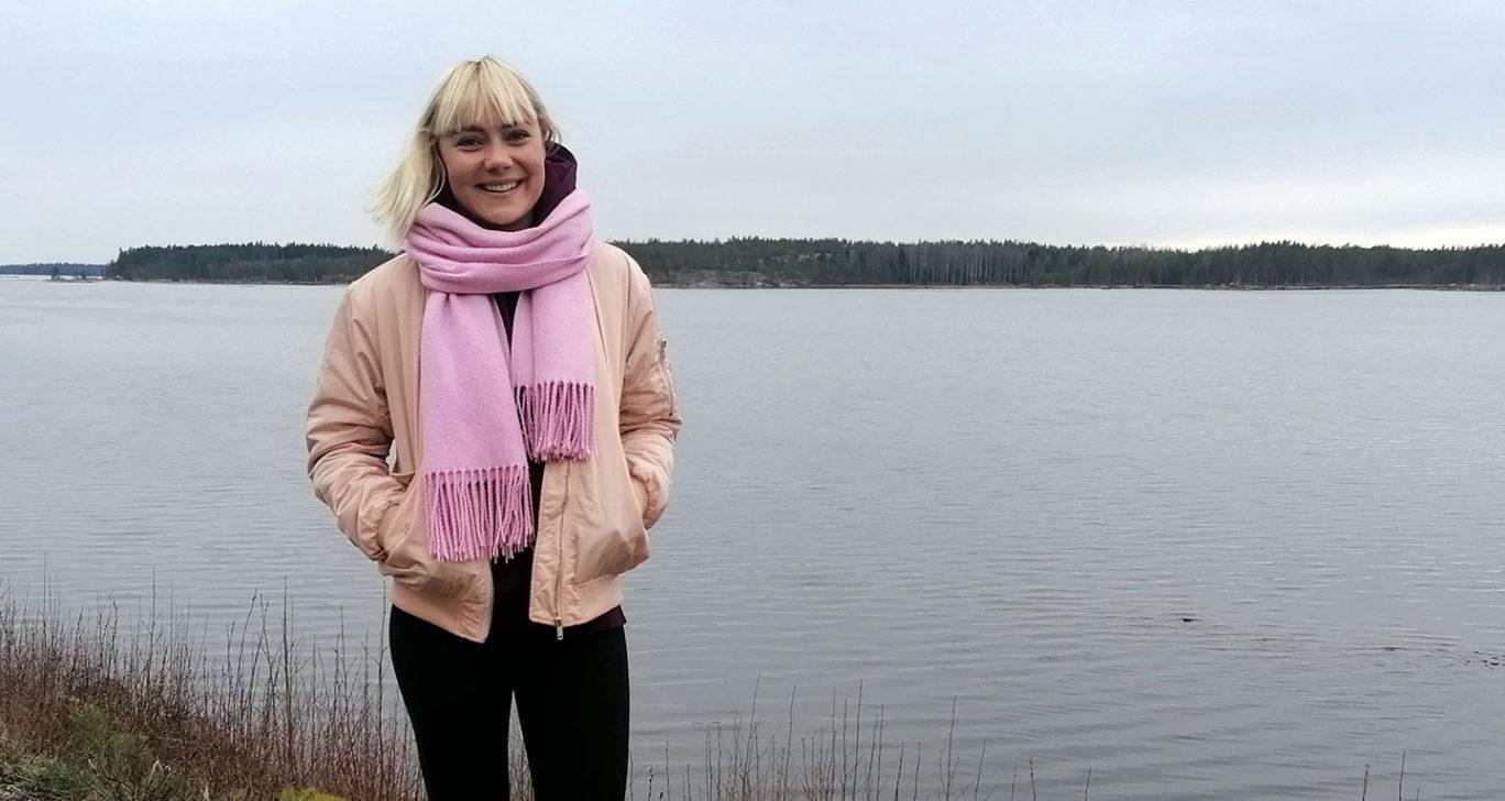Alina Rannisto on Solidaarisuuden vapaaehtoinen